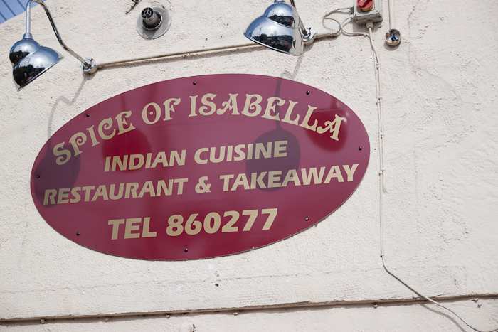 Spice of Isabella