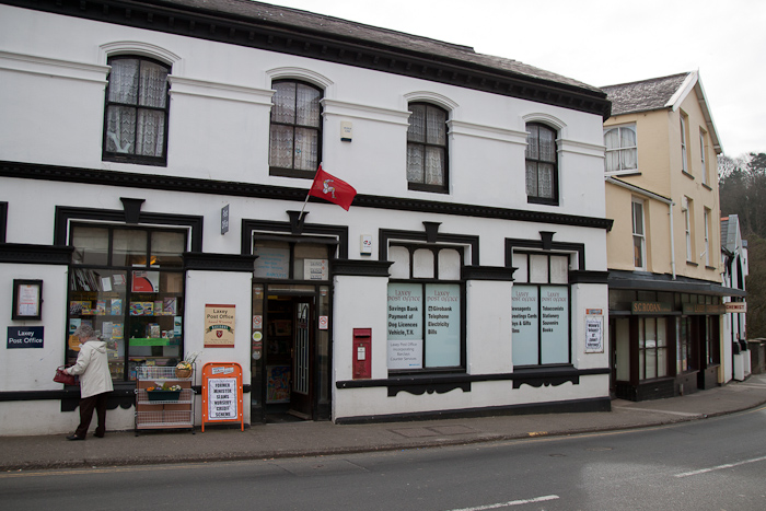 Laxey Post Office